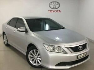 2016 Toyota Aurion GSV50R AT-X Silver 6 Speed Sports Automatic Sedan Chatswood Willoughby Area Preview