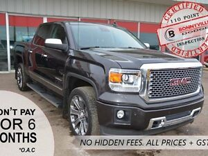 2015 GMC Sierra 1500 DENALI, GREAT CONDITION, LEATHER