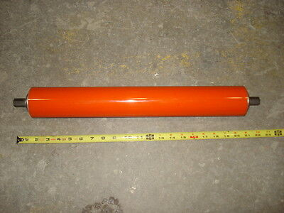 Neoprene Coated Conveyor Roller