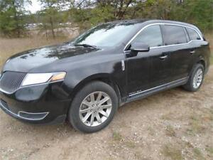 2013 Lincoln MKT - CERTIFIED