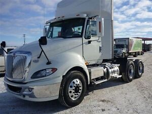 2017 International ProStar +122, New Day Cab Tractor