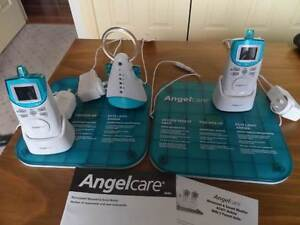 Angel Care Deluxe Baby Monitor Point Cook Wyndham Area Preview