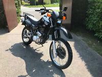 2003 Yamaha XT 600 E - Black - New MOT - Nice clean bike