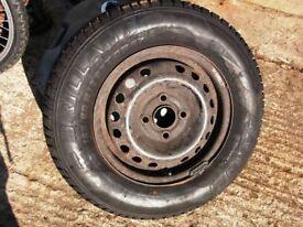 Vauxhall Tyre