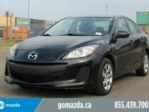 2013 Mazda Mazda3 GX Power Options A/C Accident Free Local