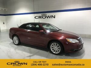 2013 Chrysler 200 Touring Convertible! *Remote Start/ Heated Sea