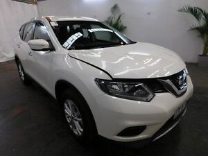 2016 Nissan X-Trail T32 ST (FWD) White Continuous Variable Wagon Virginia Brisbane North East Preview