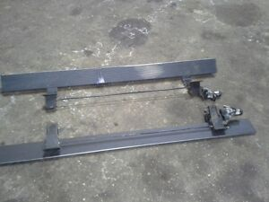 Fold up running boards for sale