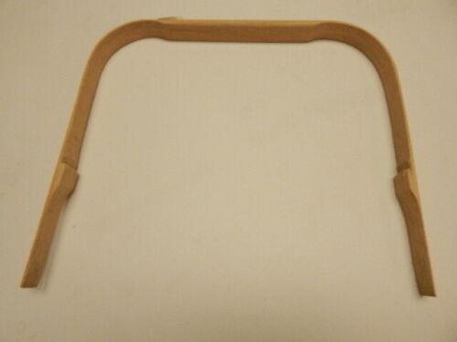 "Basket making supplies SM 12"" Square Oak handle"