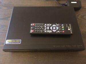 Blu-ray LG 1080P + télécommande