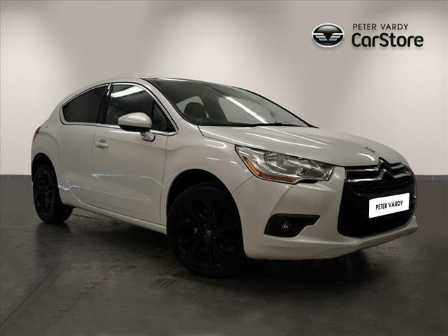 2013 CITROEN DS4 HATCHBACK
