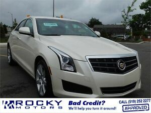 Cadillac ATS $27,995 PLUS TAX - BAD CREDIT APPROVALS