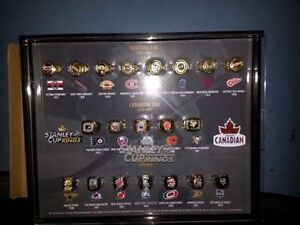 Molson canadian Stanley Cup rings for trade