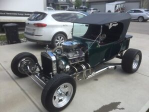 1923 Ford Model T Bucket (Reduced)