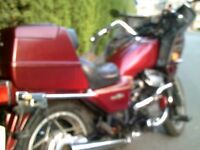 Reduced! AGAIN Collector 1983 HONDA GL650i SILVERWING INTERSTATE