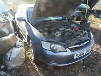 SUBARU LEGACY 2.0 PETROL(EJ204) 2006 BREAKING FOR PARTS SPARES OR REPAIR