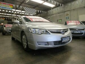 2007 Honda Civic 40 VTi 5 Speed Manual Sedan Mordialloc Kingston Area Preview