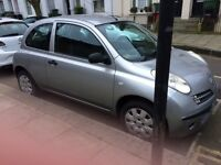 Nissan Micra, Silver, 3 door hatchback, very good runner.