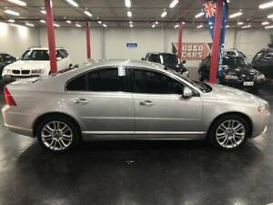 Volvo S80 Auto 3.2 AWD Fyshwick South Canberra Preview