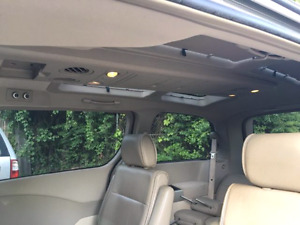 Nissan quest 2004 leather + 5 sunroofs