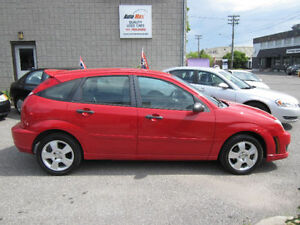 2007 Ford Focus ZX5 Hatchback