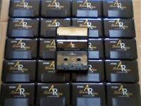 100s BLANKS COMING, HERE'S A FEW! TDK AR LIMITED EDITION 90 PREMIUM CASSETTE TAPES 1988-89