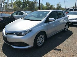 2017 Toyota Corolla ZRE182R Ascent Sport S-CVT Silver 7 Speed Constant Variable Hatchback Winnellie Darwin City Preview