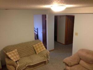 2 Bedroom Basement Suite Avail Dec 1
