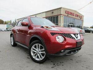 2015 Nissan Juke SL AWD, NAV, ROOF, LEATHER, 26K!