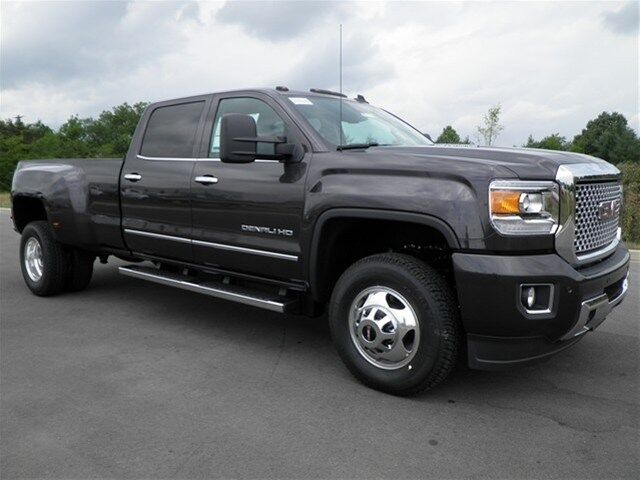 2014 Gmc Sierra 3500hd Denali Short Bed Crew Cab Pickup Pictures