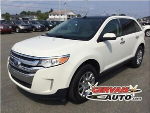 Ford Edge SEL V6 Cuir Toit Panoramique MAGS 2011