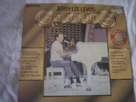 Vinyl LP Jerry Lee Lewis Golden Hits Philips International 6336 245 Stereo