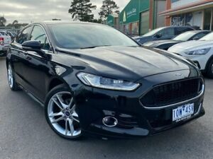 2018 Ford Mondeo MD Titanium Black Sports Automatic Colac West Colac-Otway Area Preview