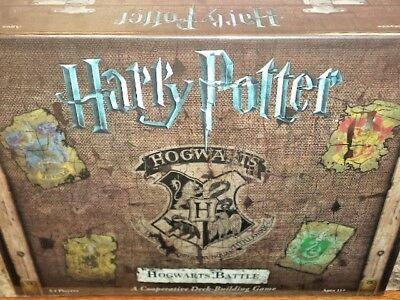 Harry Potter Hogwarts Battle Card / Board Game Awesome Games