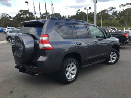 2014 Toyota Landcruiser Prado Grey Sports Automatic Wagon Traralgon Latrobe Valley Preview