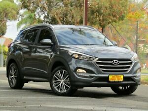 2015 Hyundai Tucson TL Active X 2WD Grey 6 Speed Sports Automatic Wagon Melrose Park Mitcham Area Preview