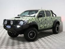 2011 Toyota Hilux KUN26R MY12 SR (4x4) Sand Camo Denim 5 Speed Manual Dual Cab Chassis Jandakot Cockburn Area Preview