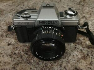 Minolta  X-370 for sale in exellent condition - like new