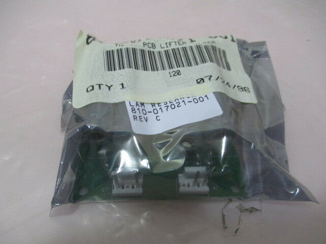 LAM 810-017021-001 Assembly PCB Lifter Filter, 422596