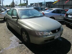 2003 Holden Commodore VY Acclaim Martini Grey 4 Speed Automatic Sedan Tottenham Maribyrnong Area Preview