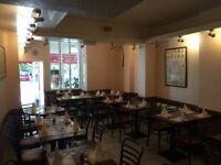 CHEFS OF ALL LEVELS REQUIRED FOR A ITALIAN RESTAURANT IN PADDINGTON