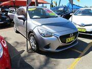 2014 Mazda 2 DJ2HA6 Neo SKYACTIV-MT Grey 6 Speed Manual Hatchback Minchinbury Blacktown Area Preview