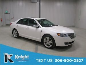 2012 Lincoln MKZ Navigation, Moon Roof