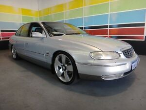 1999 Holden Statesman WH V8 Silver 4 Speed Automatic Sedan Wangara Wanneroo Area Preview