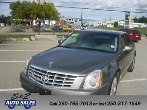 2006 Cadillac DTS 82000 km! Kelowna one owner!