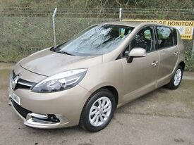 Renault Scenic 1.5 Dynamique Tom Tom Energy DCi Turbo Diesel Start Stop (dune) 2013