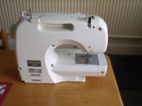 brother sewing m/c model xl-2220