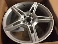 Roues/mags AMG
