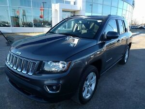 2016 Jeep Compass 4x4 Sport Leather Moon Roof