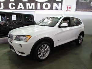 BMW X3 AWD XDrive28i 2014